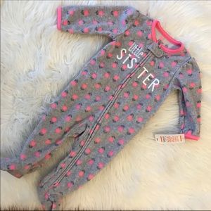 Just one You by Carters Little Sister PJ 6…